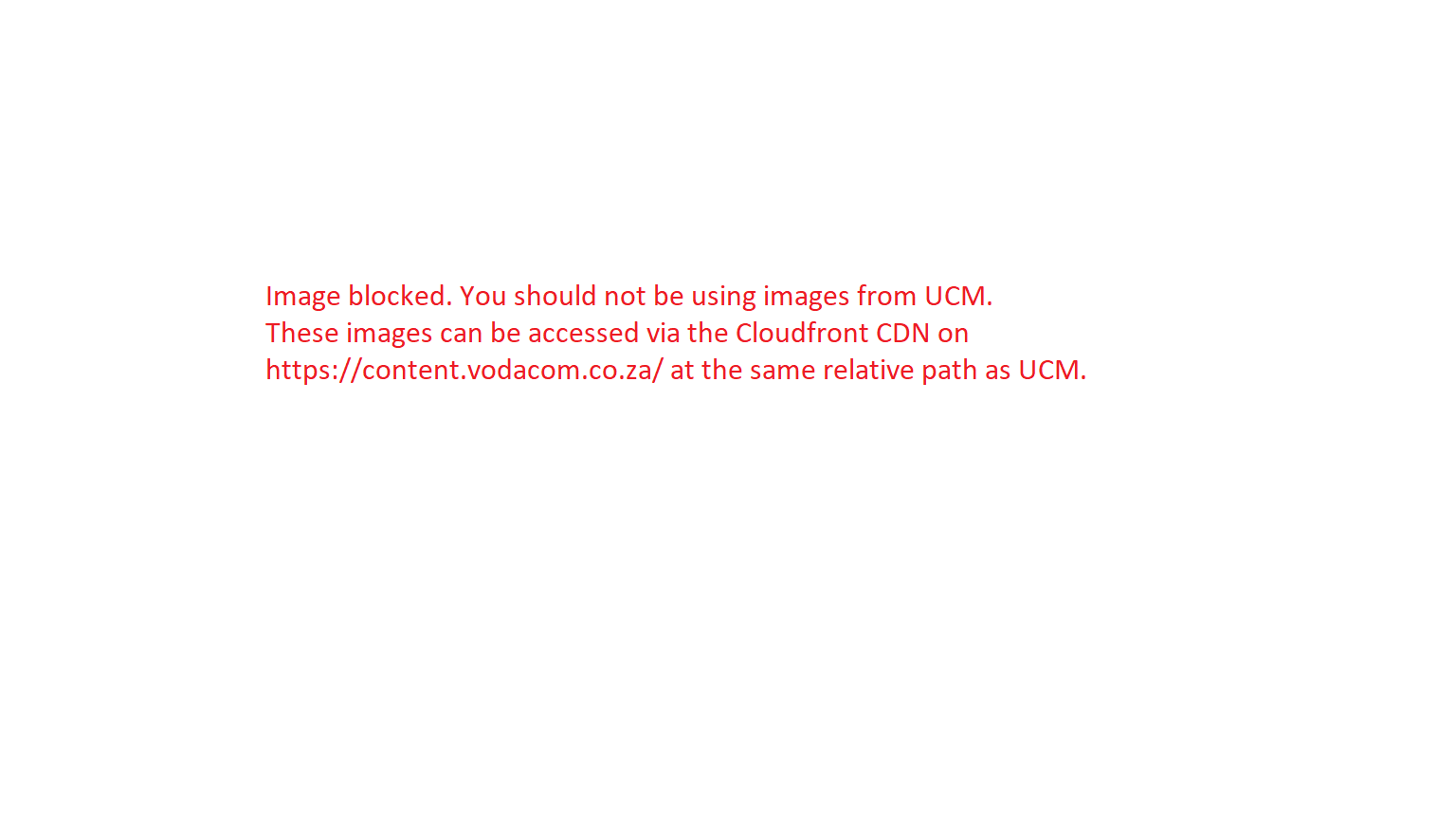 service vodacom app icon